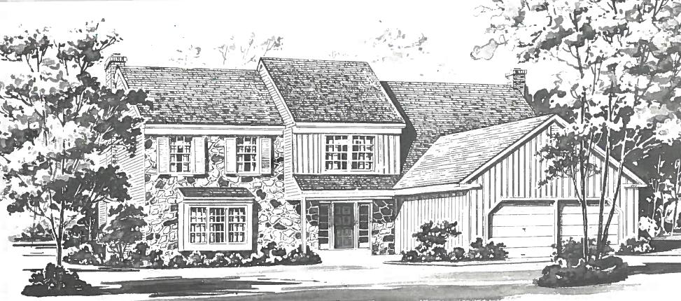 Wedgewood Farms Neighborhood in Washington Township