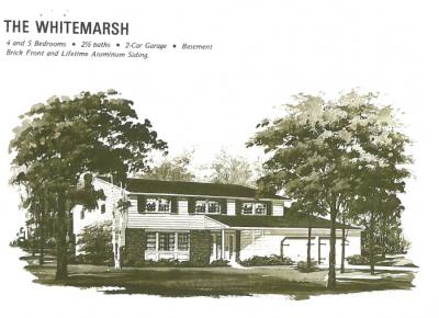 Wedgewood Neighborhood in Washington Township NJ