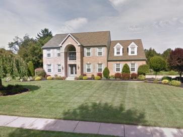 Holly Grove Neighborhood in Washington Township
