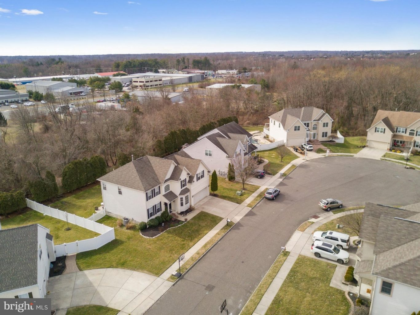 Sheffield Gate Neighborhood in Washington Township, NJ